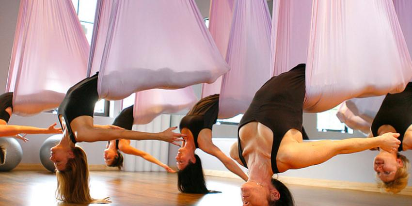 Έναρξη Μαθημάτων Personal Aerial Yoga από 1 Νοεμβρίου